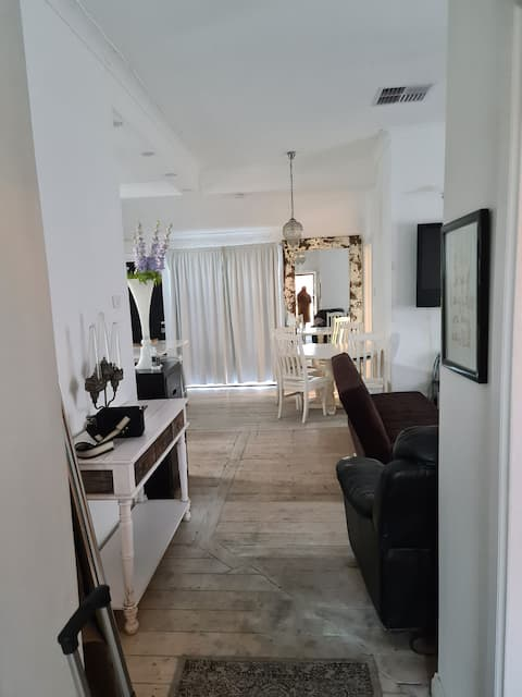 whole 2 bedroom house