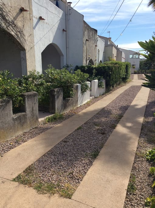 Appart 4 pers avec petit jardin appartements louer for Jardin potager a louer 78