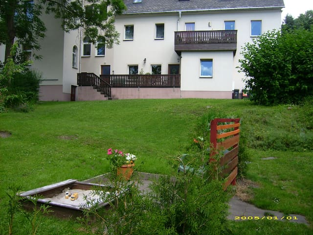"""Ferienwohnung """"Alte Apotheke"""" - Eibenstock - Leilighet"""