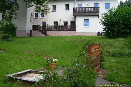"""Ferienwohnung """"Alte Apotheke"""" - Eibenstock - 公寓"""