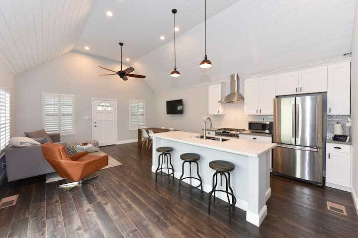 Napa luxury home,  heart of downtown