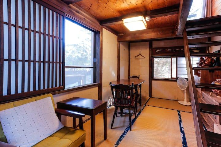 Retreat of nature Tokyo - Akiruno - Rumah