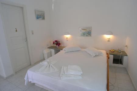 The  Studio located in  Lefkes village of  Paros - Lefkes