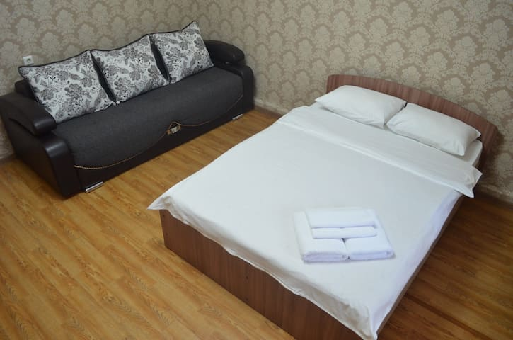 Классная квартира в центре Нягани