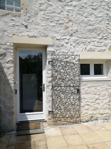 Studio de charmes aux portes du Sauternais !