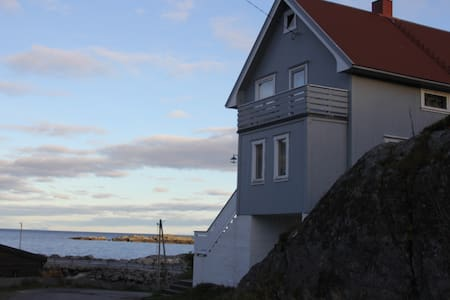 Amazing sea view holiday home Hamnøy-Lofoten - Hamnøy