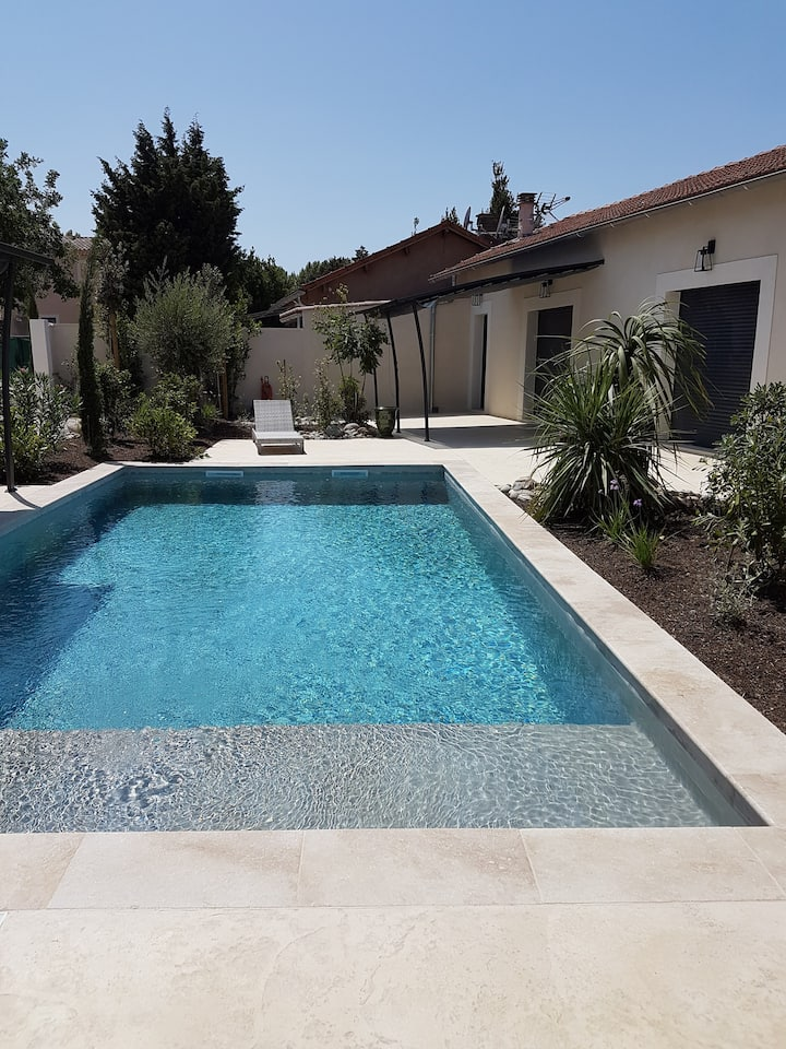 Villa de charme à Saint-Rémy de Provence