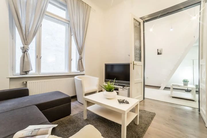 Modern and Stylish Apartment close to the Danube