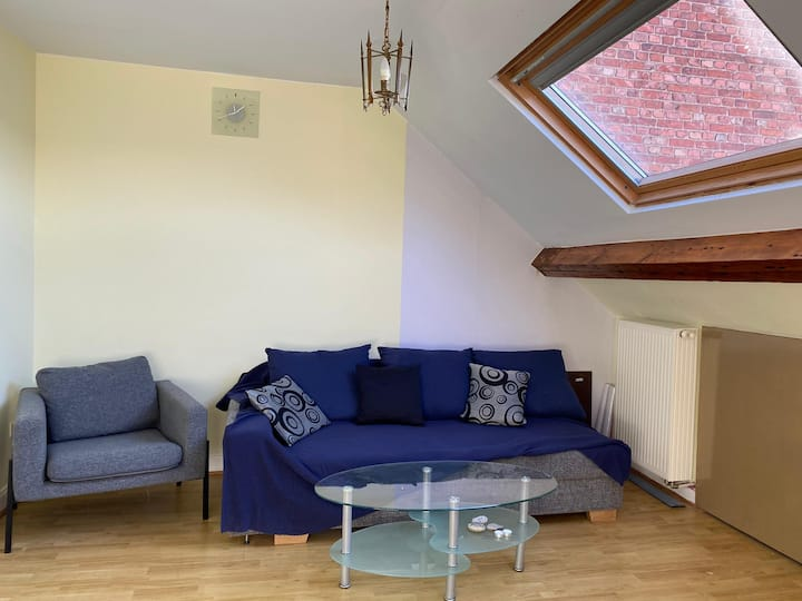 Beautiful cosy appartement ideally located