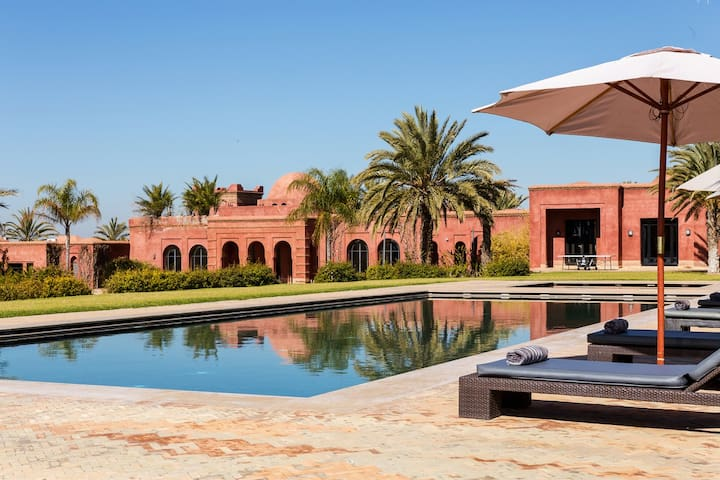Splendid villa at the gates of Marrakesh - Marrakesh