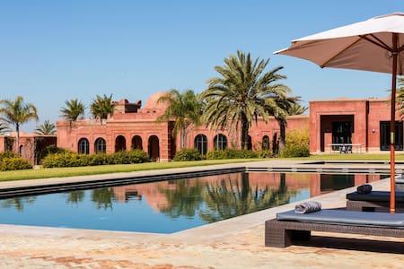 Splendid villa at the gates of Marrakesh - Marraquexe - Apartamento