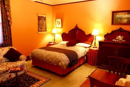 Marble Lodge B&B - The Camellia Room - Angaston
