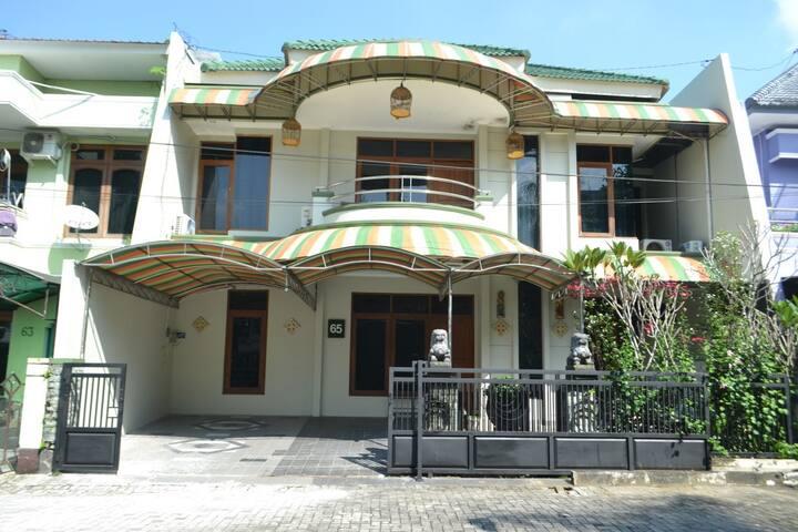 The Cabin Rumah Wisata Nandan