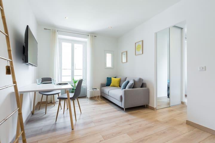 Beautiful 1 bedroom renovated flat  - Negresco