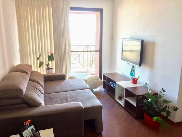 Apartamento Completo (SBC) - São Bernardo do Campo - Apartamento
