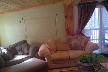 Cottage by Laurel Lake - Fitzwilliam - Haus