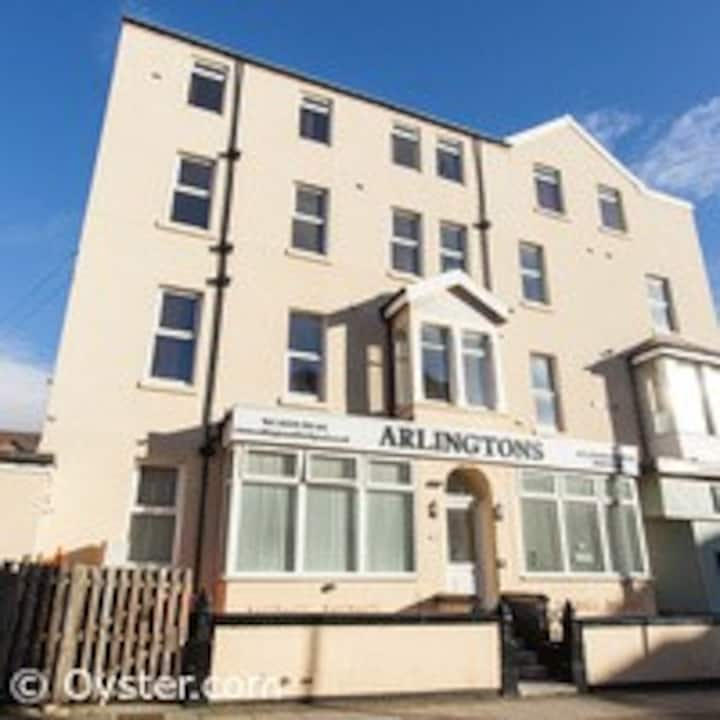 Arlingtons - An oasis in vibrant Blackpool!