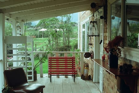 Casa campestre, Represa del Neusa - El Neusa