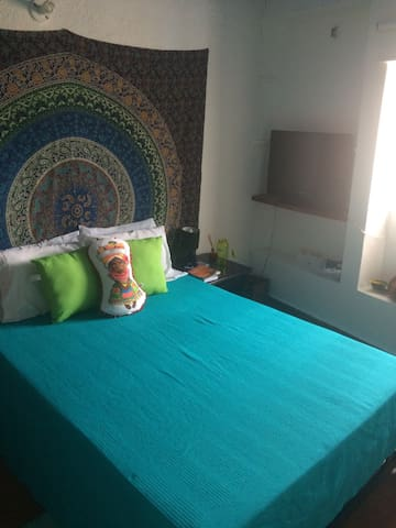 Cozy room inside the Walled City - Cartagena - Apartment