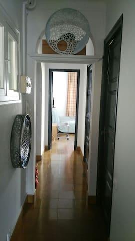 Habitación céntrica - Gerona - Appartement