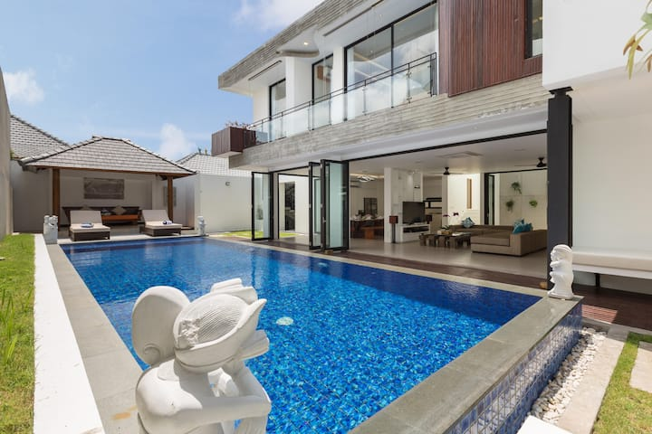 A Subtle Architecture in The Middle of Canggu | Elevate