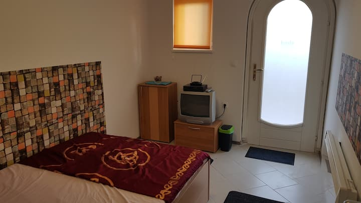 Double room at Rooms under the Sun
