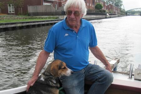 dicht bij Volendam en Marken