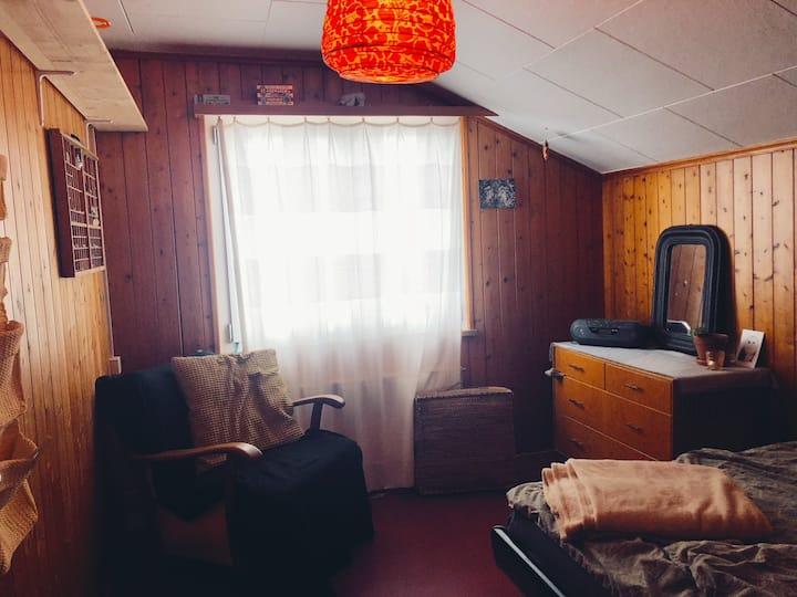 Kleines gemütliches Privatzimmer