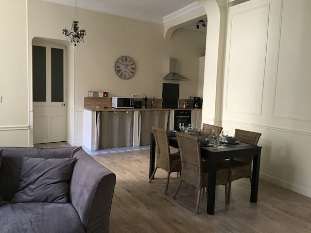 Charmant appartement avec espace extérieur