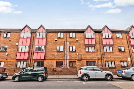 A 2 Bed Flat in Cardiff City Centre with Parking - Cardiff - Apartment - 2