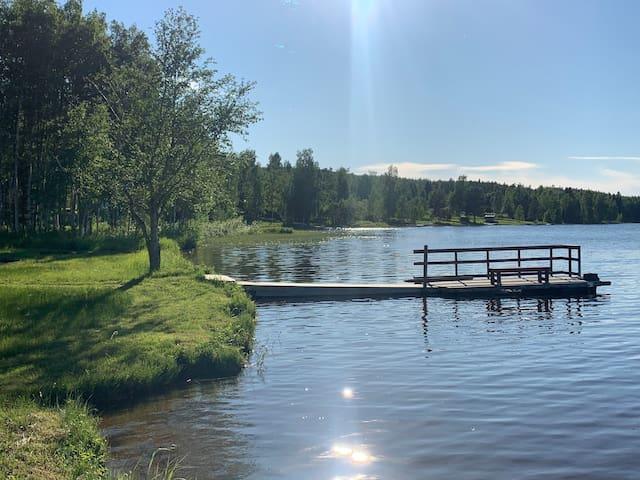 Sommarstuga i Gärdsmark