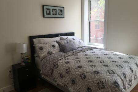 Private Bed&Bath&Study Room Next to Harvard Square - Appartement