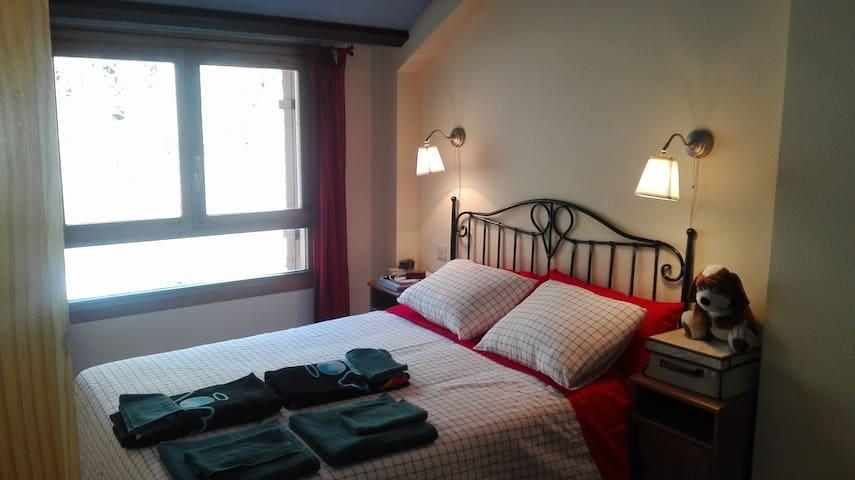 Acogedor apartamento en Canfranc-Estación - Canfranc-Estación - Lakás