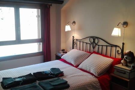 Acogedor apartamento en Canfranc-Estación - Canfranc-Estación - Apartamento
