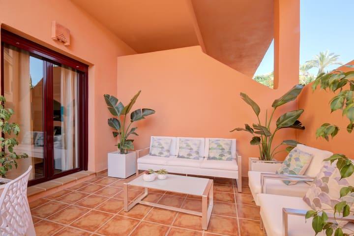 Apartamento Nemingzhén Marbella Golf