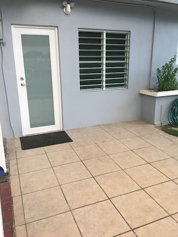 1 Bedroom apt with private Pool nearby Isla Verde - Carolina - Casa