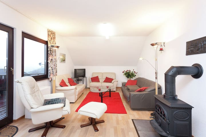 Spacious Apartment in Frankenau Hesse near the Forest