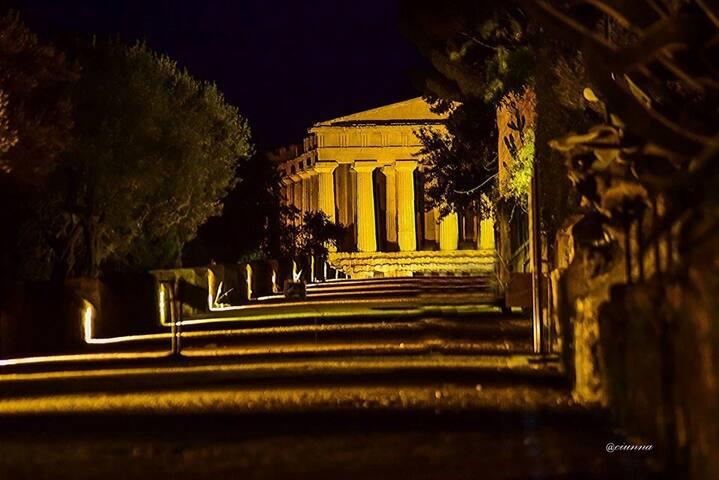 B&B Nella Valle Dei Templi Agrigent - Agrigento - Bed & Breakfast