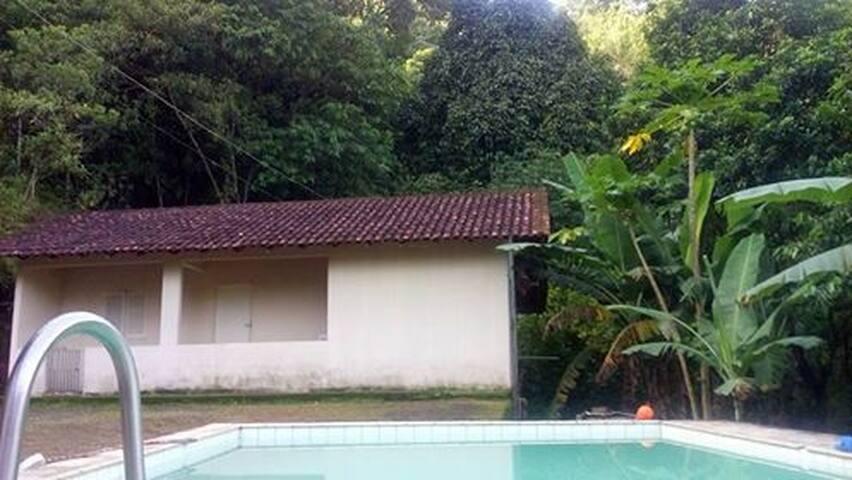Casa com Piscina - Paraty - Casa