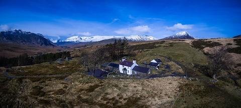 Tal Y Waun holiday cottage Capel Curig, Snowdonia