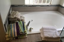 Remodeled Master ensuite $0 cleaning fee