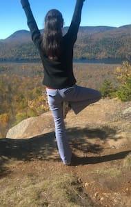 Adirondacks--Garnet Hill: pristine lake, serenity - North Creek - Haus