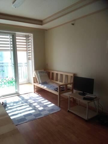 A spare room in Bukgu, Daegu - Daegu - Lägenhet