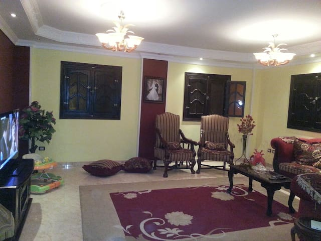 Amazing apartment in a quite city - El Obour City - Apartment