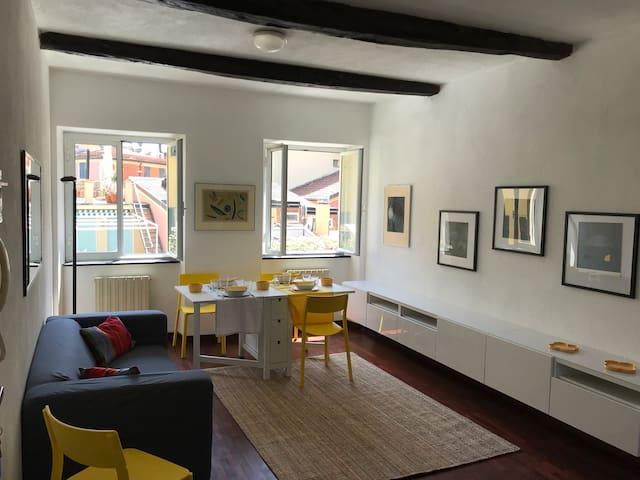 Charming Santa apartment