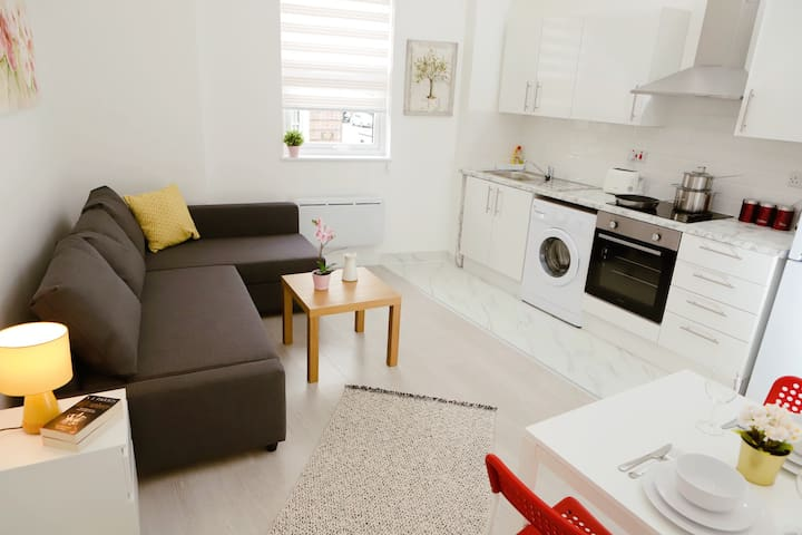 NEW MODERN STUDIO FLAT-10 MINUTES INTO CENTRAL