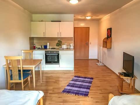 2 Bett Appartement Wohnung in Hasenmoor, Nähe A7