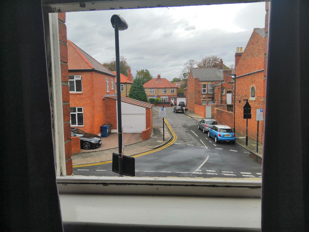 Cozy single room near Jesmond Metro in Newcastle