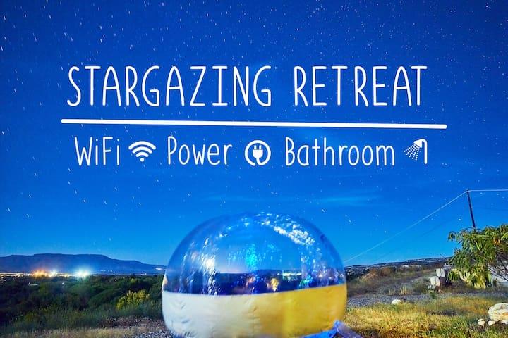 Escape in a Bubble with Private Entry & Bath