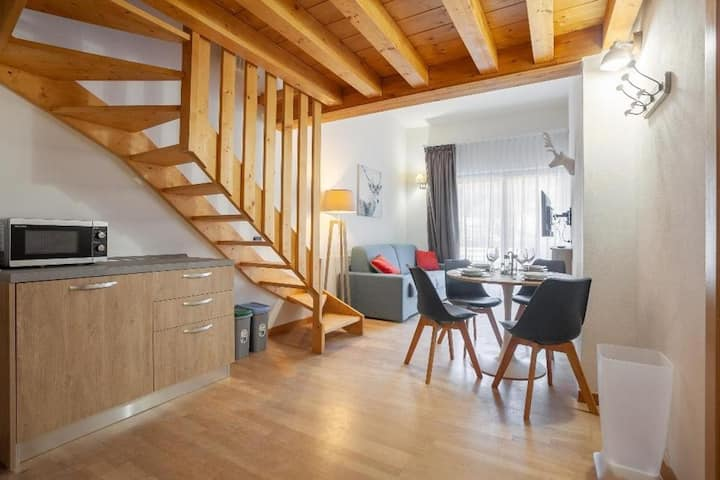 Lyksamm Est - Duplex apart in Gressoney Saint-Jean